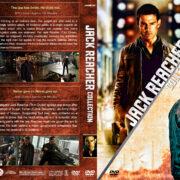 Jack Reacher Collection (2012-2016) R1 Custom Cover