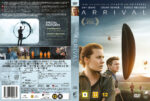 Arrival (2016) R2 DVD Nordic Cover