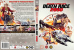 Death Race 2050 (2017) R2 DVD Swedish Custom Cover