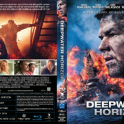 Deepwater Horizon (2016) R2 Blu-Ray Swedish Custom Cover