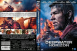 Deepwater Horizon (2016) R2 DVD Swedish Custom Cover