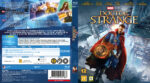 Doctor Strange (2016) R2 Blu-Ray Nordic Custom Cover