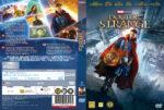 Doctor Strange (2016) R2 DVD Nordic Custom Cover