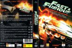 Fast & Furious 1-5 – Limited Edition Collector's Box Set (2011) R2 DVD Swedish Cover