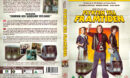 Flykten till framtiden (2016) R2 DVD Swedish Cover