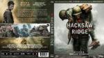 Hacksaw Ridge (2016) R2 Blu-Ray Swedish Custom Cover