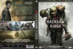 Hacksaw Ridge (2016) R2 DVD Swedish Custom Cover