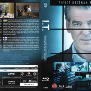 I.T. (2016) R2 Blu-Ray Nordic Custom Cover