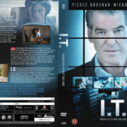 I.T. (2016) R2 DVD Nordic Custom Cover