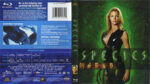 Species (1995) R1 Blu-Ray Cover & Label