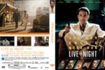 Live By Night (2016) R0 CUSTOM Cover & Label