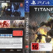 Titanfall 2 (2016) PAL PS4 Cover & Label