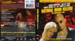 Natural Born Killers: The Director's Cut (2009) R1 Blu-Ray Cover & Label