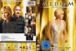 Medium Staffel 4 (2008) R2 German Custom Cover & Labels