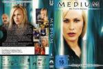 Medium Staffel 5 (2009) R2 German Custom Cover & Labels