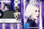 Medium Staffel 6 (2009) R2 German Custom Cover & Labels