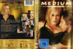 Medium Staffel 7 (2010) R2 German Custom Cover & Labels