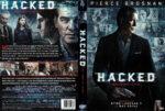 Hacked – Kein leben ist sicher (2016) R2 German Custom Cover & Label
