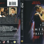 The American President (1995) R1 Blu-Ray Cover & Label