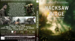 Hacksaw Ridge – Entscheidung (2017) R2 German Custom Blu-Ray Cover & Labels