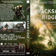 Hacksaw Ridge – Entscheidung (2017) R2 German Custom Cover & Labels