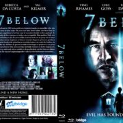 7 Below (2012) R2 Custom Dutch Blu-Ray Cover