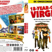 18-Year-Old Virgin (2009) R2 Blu-Ray Dutch Cover