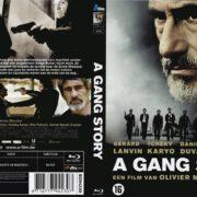 A Gang Story (2011) R2 Custom Dutch Blu-Ray Cover