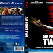 Air Force Two (2006) R2 Custom Dutch Blu-Ray Cover