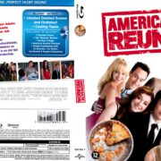 American Pie Reunion (2012) R2 Blu-Ray Dutch Cover