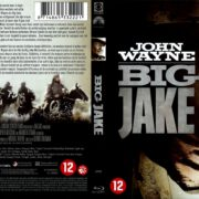 Big Jake (1971) R2 Blu-Ray Dutch Cover
