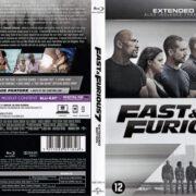 Furious 7 (2015) R2 Blu-Ray Dutch Cover