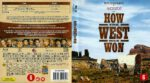 How The West Was Won (1963) R2 Blu-Ray Dutch Cover
