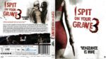 I Spit on Your Grave 3 Vengeance Is Mine (2015) R2 Blu-Ray Dutch Cover