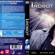 I, Robot (2004) R2 Blu-Ray Custom Dutch Cover