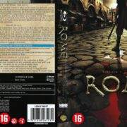 Rome – Season 1 (2005) R2 Blu-Ray Dutch Cover