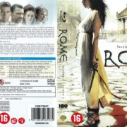Rome – Season 2 (2007) R2 Blu-Ray Dutch Cover