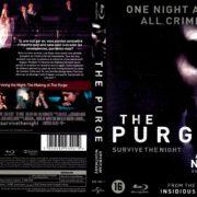 The Purge (2013) R2 Blu-Ray Dutch Cover