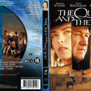 The Quick and the Dead (1995) R2 Blu-Ray Dutch Cover