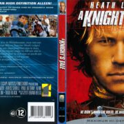 A Knight's Tale (2001) R2 Blu-Ray Dutch Cover