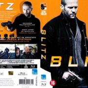 Blitz (2011) R2 Blu-Ray Dutch Cover