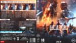 Battlefield 1 (2016) PS4 Custom Cover