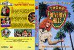 Troop Beverly Hills (1989) R0 Custom DVD Cover