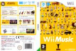 Wii Music (2008) PAL Cover