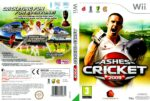 Ashes Cricket 09 (2009) PAL Wii Cover