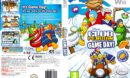 Club Penguin Game Day (2010) PAL Wii Cover
