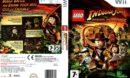 LEGO Indiana Jones The Original Adventures (2008) PAL Wii Cover