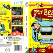 Mr Bean's Wacky World of Wii (2009) PAL Wii Cover
