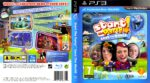 Start the party! Save the World (2011) PAL PS3 Cover
