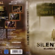 Silent Hill (2006) R2 German Blu-Ray Cover & Label